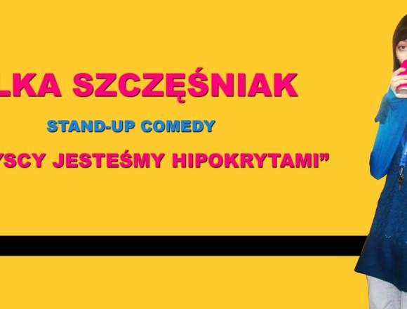Stand-up Olka Szczęśniak – Łódź