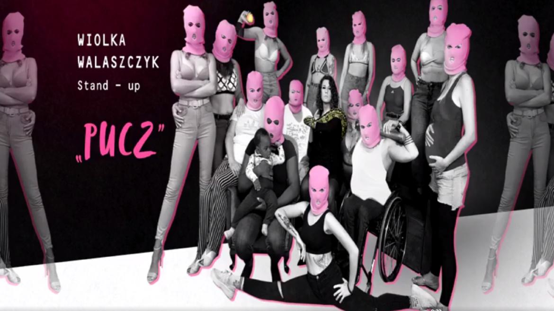 """Stand-up Łódź: Wiolka Walaszczyk w programie """"Pucz"""""""